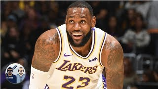 Video Did the Knicks have a shot at landing LeBron in free agency? l Jalen & Jacoby MP3, 3GP, MP4, WEBM, AVI, FLV Desember 2018