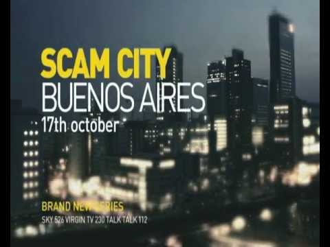 Scam City Launch