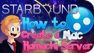 How to Create a #Hamachi Multiplayer server on Mac OS X for #Starbound. Relevant Links Hamachi: ...