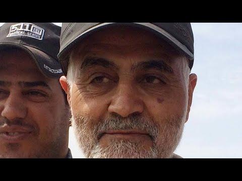 """Donald Trump a donné l'ordre de """"tuer"""" le général iranien Soleimani, mort dans une attaque à Bagdad"""
