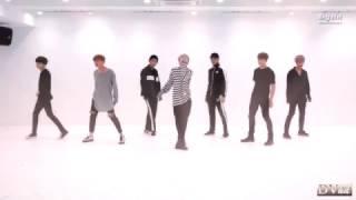 BTS 방탄소년단 - Blood, Sweat and Tears 피 땀 눈물 (dance practice) DVhd