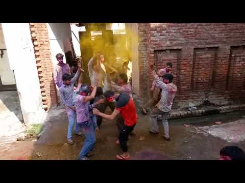 Video Bandook chalegi  Holi masti Bhokarhedi wale download in MP3, 3GP, MP4, WEBM, AVI, FLV January 2017