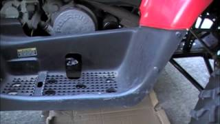 9. ATV Polaris Trailboss 330 Oil Change