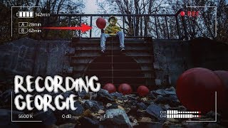 I WENT BACK TO THE SEWER AND I RECORDED GEORGIE FROM