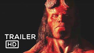 Nonton Hellboy First Look  2018  David Harbour Superhero Movie Hd Film Subtitle Indonesia Streaming Movie Download