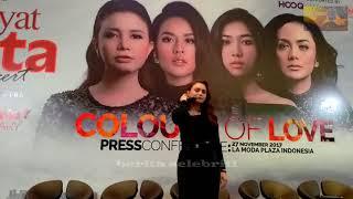 BERITA TERBARU : Rossa - Bulan Dikekang Malam OST Ayat Ayat Cinta 2