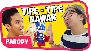 Video 10 TIPE NAWAR Di INDONESIA Wkwkwkw MP3, 3GP, MP4, WEBM, AVI, FLV Februari 2018