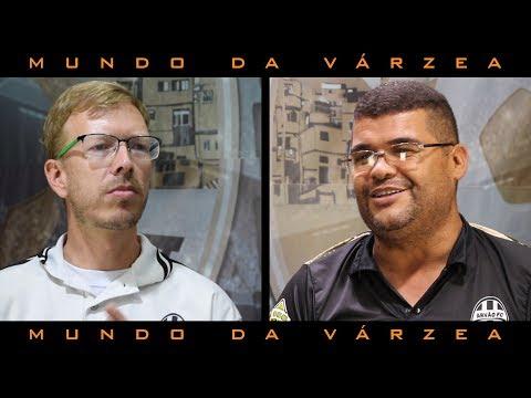 Participacao da diretoria ARVÂO F.C no programa mundo da varzea.