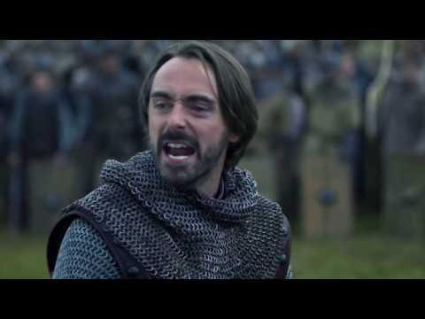 King Alfred's speech, The Last Kingdom