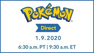Pokemon Direct Jan 9 2020 (don't get too excited) by Tyranitar Tube