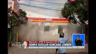 Video Detik-detik Minimarket Ambruk saat Gempa Susulan 6,2 SR Guncang Lombok - BIS 10/08 MP3, 3GP, MP4, WEBM, AVI, FLV April 2019