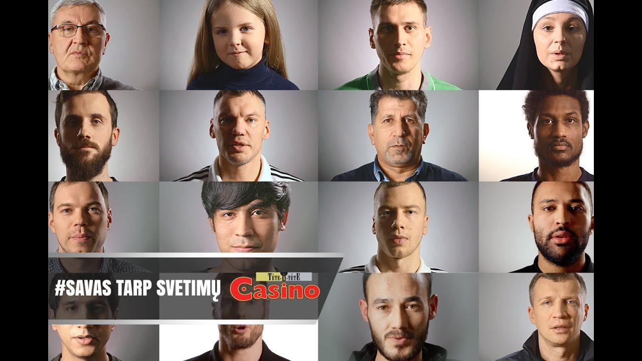 #SavasTarpSvetimų | making of