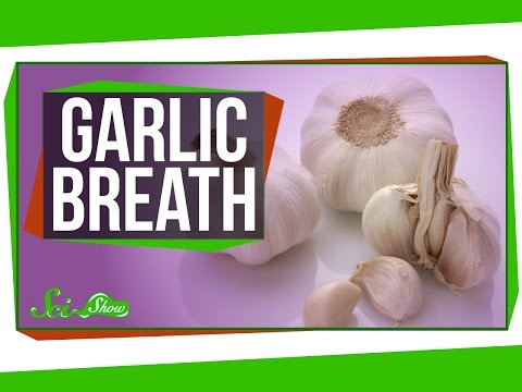 bad-breath clips food-hacks garlic odor science smells
