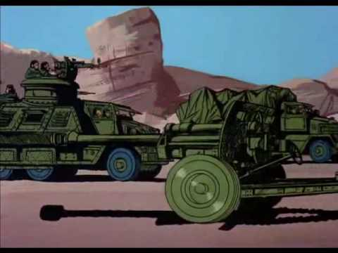 Return to the Planet of the Apes (Cartoon) 11