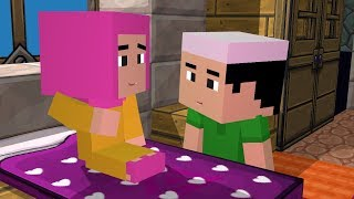 Download Video Nussa & Rarra Berdo'a Sebelum Tidur - Minecraft Animation Indonesia MP3 3GP MP4
