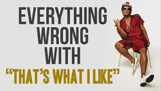 Everything Wrong With Bruno Mars -