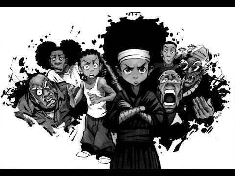 Live - The Boondocks Full Episodes - Live 24/7 - 2k       The Boondocks Full