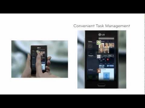 LG Optimus L5 (E610) product movie