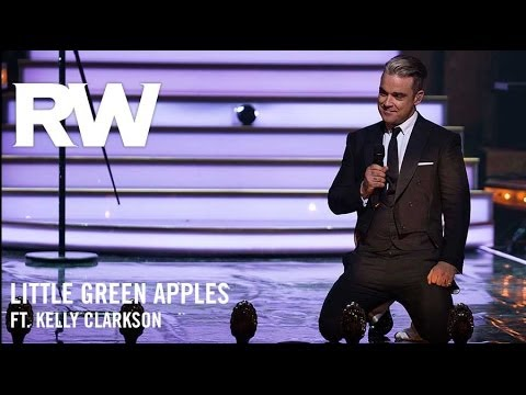 Robbie Williams - Little Green Apples lyrics