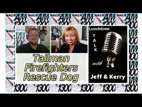 Lunchtime Talk with Jeff & Kerry -- Dog Rescue June 26, 2015