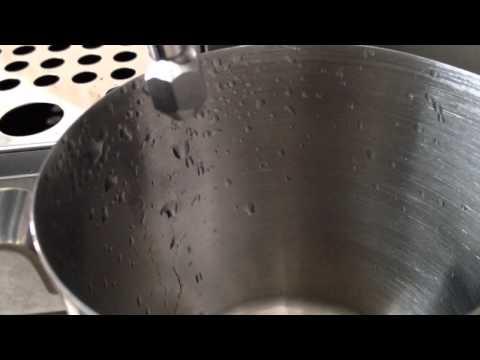 Gaggia Classic wand leak