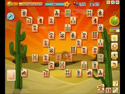 how to play mahjong connect