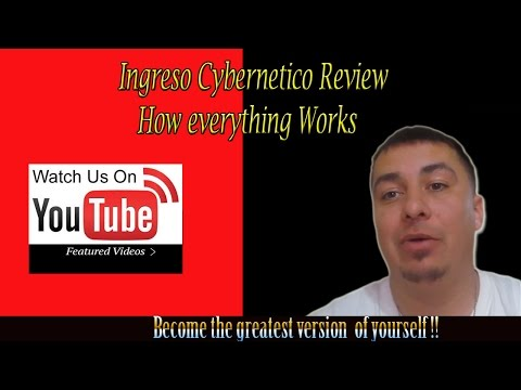 Ingreso Cybernetico Review-How Everthing Works in IC