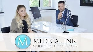 Medical Inn Dr Atila | Linda Teodosiu DSDS nach der Brust Op