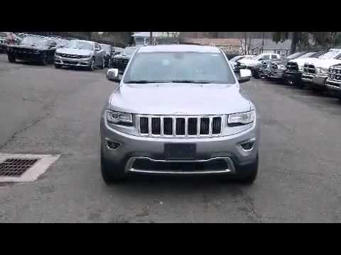 2015 Jeep Grand Cherokee Limited 4x4 in Fairfield, CT 06825