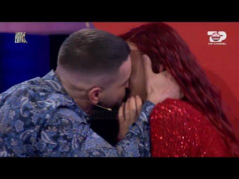 Melisa dhe Fationi puthen në Shiko kush LUAN 4, 12 Dhjetor 2020, Entertainment Show