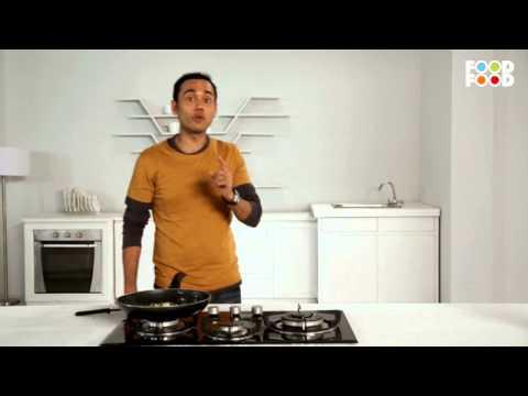Health Challenge | Vada Pav Recipe by Chef Saransh Goila | Quick & Easy Recipes