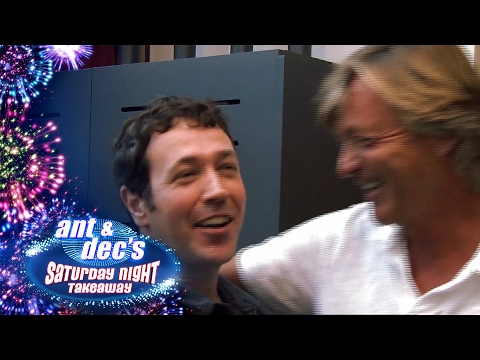 Richard Madeley In I'm A Celebrity… Get Out Of Me Ear! Part 2 – Saturday Night Takeaway
