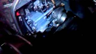 6. 2003 Ski Doo 600 Ho Idling Issues