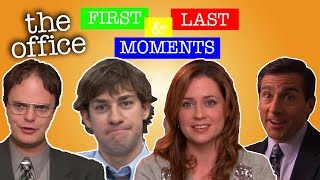 First and Last Moments  - The Office US