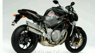 4. 2008 MV Agusta Brutale 1078 RR - Walkaround and Features
