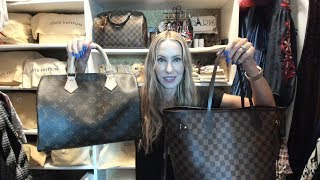 INSTAGRAM: LEO_LION_LV Hi Everyone, coming to you today with my Louis Vuitton Classic Icon Must Have Handbag choices:...