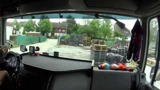 79. Célegyenesben. Nemzetközi kamionsofőr élete. 5. rész