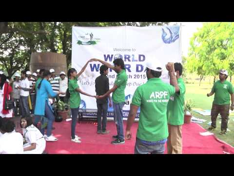 HMDA World Water Day Held At Necklace Road