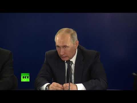 Путин ответил на приглашение на юбилей ВГИК в 2019 году - DomaVideo.Ru