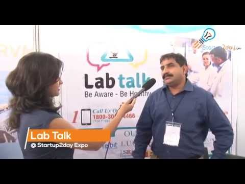 labtalk with startup2day