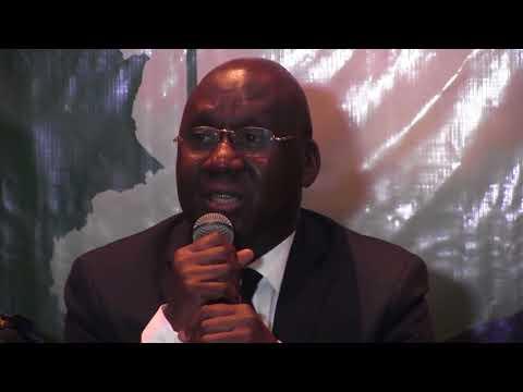 COTE D'IVOIRE: M.ALCIDE DJEDJE avec