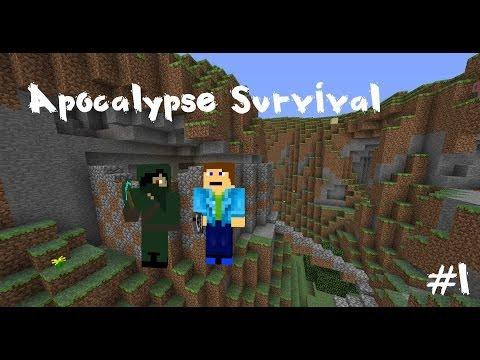 Apocalypse Survival - Episode 1 - Let's Get Started.
