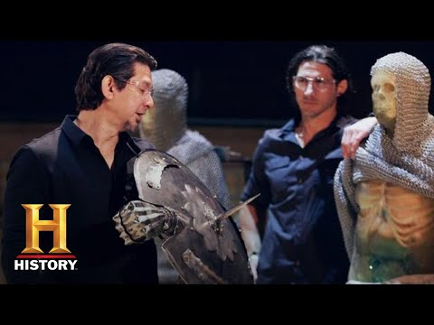 Forged in Fire: SPIKED Shield Delivers DEADLY PUNCTURES in the Final Round (Season 2) | History