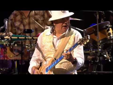 Santana - Into The Night ( Live at Montreux 2011)