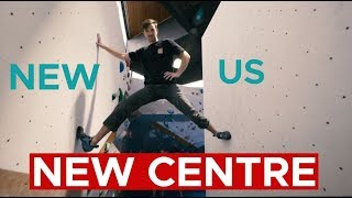 NEW CENTRE NEW ERA by Bouldering Bobat