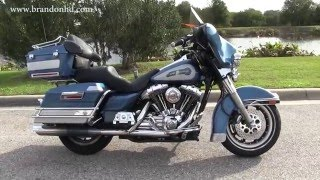 3. Used 2005 Harley Davidson FLHTC Electra Glide Classic