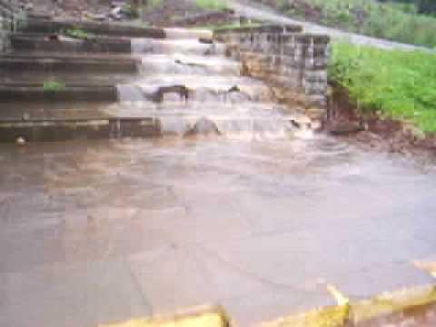 Chuva em Montauri