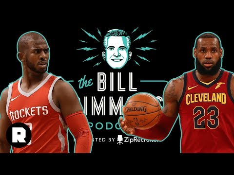 Wild/Plausible NBA Summer Moves and Houston's Conundrum With Zach Lowe | The Bill Simmons Podcast (видео)