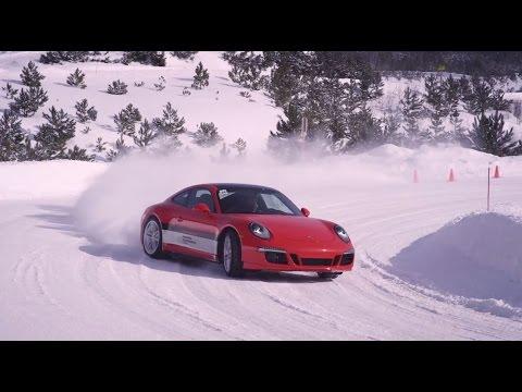 Porsche Camp4 Canada 2016.