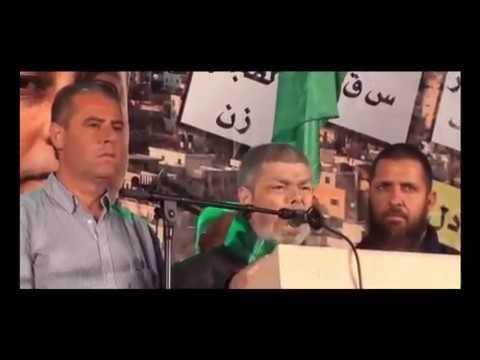 الشيخ عبد الله نمر درويش في الانتخابات القادمه لن يكون مرشح الرئاسه من الحركه الاسلاميه
